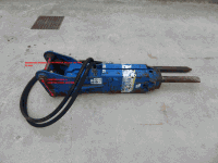 Attachments - Hydraulic Demolition Breaker Hammer HP 240