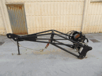 Attachments - Jib with hydraulic winch Manitou PT 1500