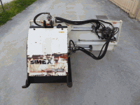 Attachments - Cold planer Simex PL 400