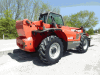 Telescopic Handler Manitou MT 1435 HSL Turbo