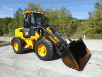 Wheel Loader JCB 411 HT
