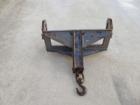 Attachments - Hook Terex