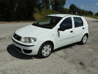 Car Fiat Punto 1300 Multijet
