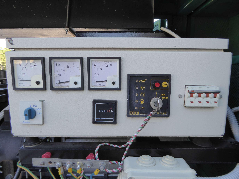 Lombardini 20 KVA Generator