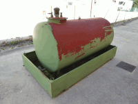 Attachments - Fuel tank 2000 lt