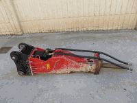 Attachments - Hydraulic Demolition Breaker Rotair OLS 950 Ecosilent