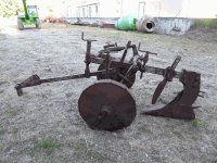 Agricultural Machine - Plow x 3