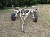Agricultural Machine - Pulled plow x 6