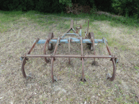 Agricultural Machine - Pulled plow x 8