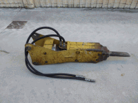 Attachments - Hydraulic Demolition Breaker Promove MHD 29