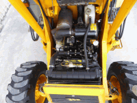 Backhoe loader JCB 2CX