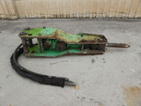 Attachments - Hydraulic Demolition Breaker Montabert 85