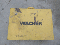 Attachments - Electric hammer Wacker EH 8/230