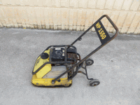 Attachments - Vibratory plate Wacker WP 1550 W