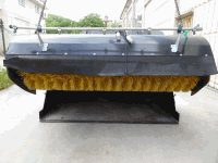 Attachments - Sweeper bucket C e F Benne SWP 180
