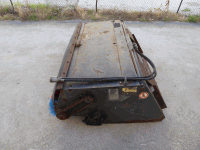 Attachments - Sweeper bucket GF Gordini SP 155