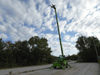 Rotating Telescopic Handler Merlo Roto 38.16