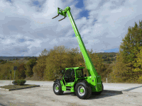 Telescopic Handler Merlo P 60.9 CS
