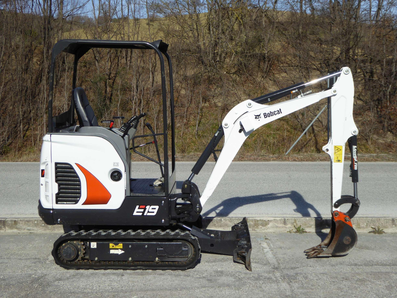 E19 Bobcat Excavator Related Keywords & Suggestions - E19 Bobcat