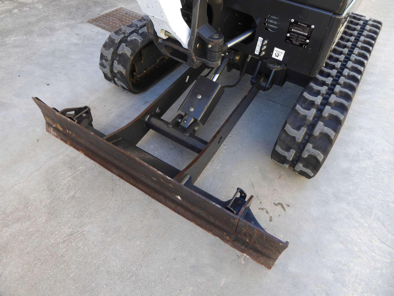 Bobcat E20 | Mini excavator | Piccinini Macchine