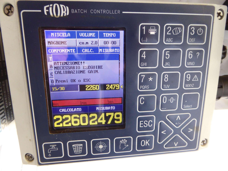 Fiori 460 Cbv.Fiori Db 460 Cbv Concrete Mixer Piccinini Macchine