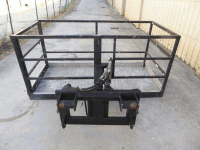 Attachments - Fixed platform Manitou